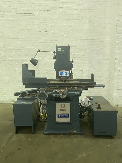Jones & Shipman 1400L Hydraulic Surface Grinder