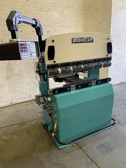 Promecam RG2512 Hydraulic Pressbrake 1250mm x 25 ton