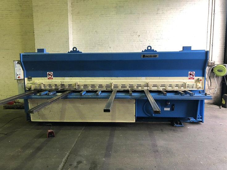 Kingsland KTSLX 4006 4m Hydraulic Shear