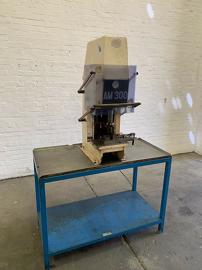 Hare AM 300 Pneumatic Press