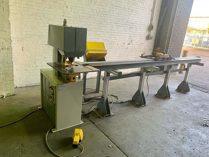 Kingsland P50 Punch With CNC Loading Track