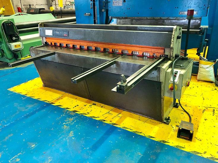 Edwards Truecut DD Mechanical Guillotine 2050mm x 3.5mm