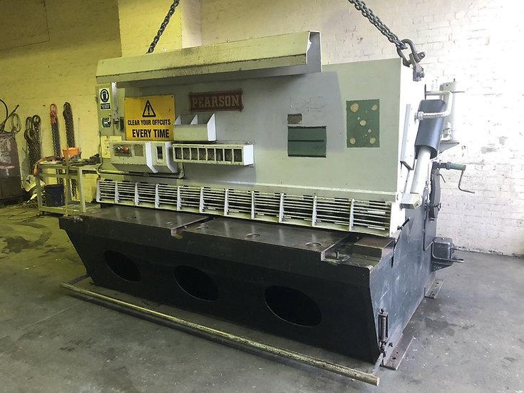Pearson Hydraulic Guillotine 2550mm x 13mm
