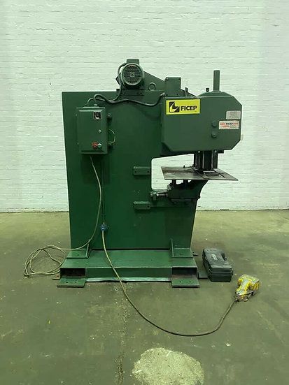 Ficep (Italy) model 34 UIW 60 Mechanical Hole Punch
