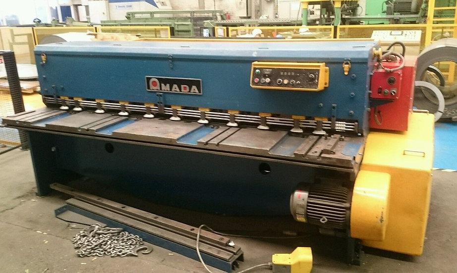Amada M2560  MechanicalSheet Metal Guillotine 2.5m x 6mm