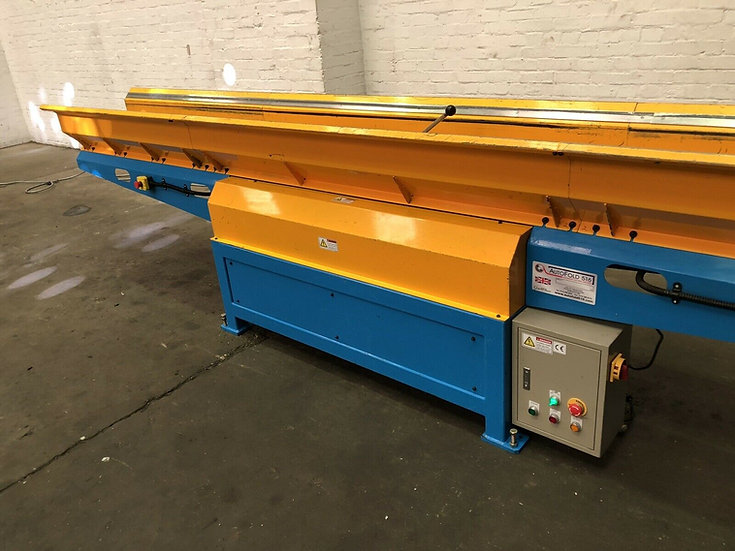 Engel Europa Autofold 516 Automated Duct Seaming