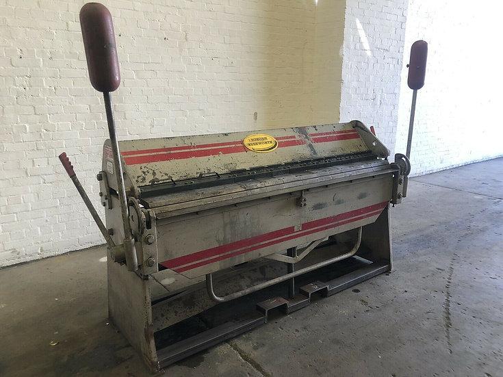 Morgan Rushworth 2m Box & Pan Folder