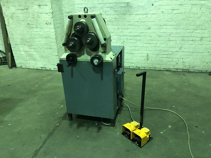 Tauring Alpha 40 Section Bending Rolls