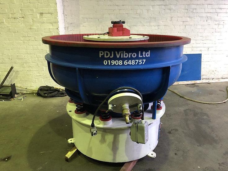 Vibratory Bowl Finishing Machine (300 Ltrs)
