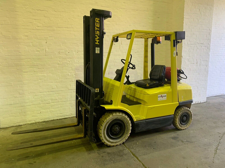 Hyster H2.50XM Gas Forklift Truck