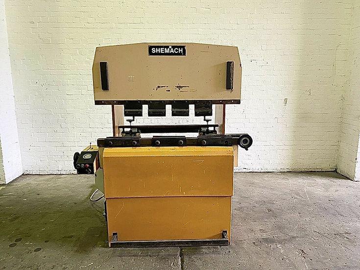 Shemac 1250mm Hydraulic Pressbrake