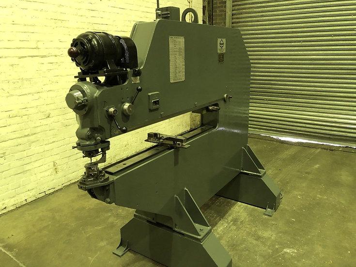 TRUMPF model TAS42A Nibbling Machine