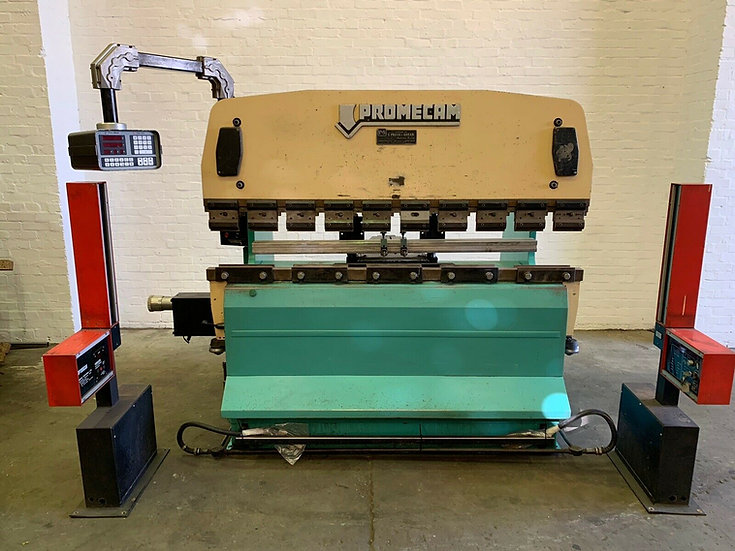 Promecam RG5020 CNC Pressbrake