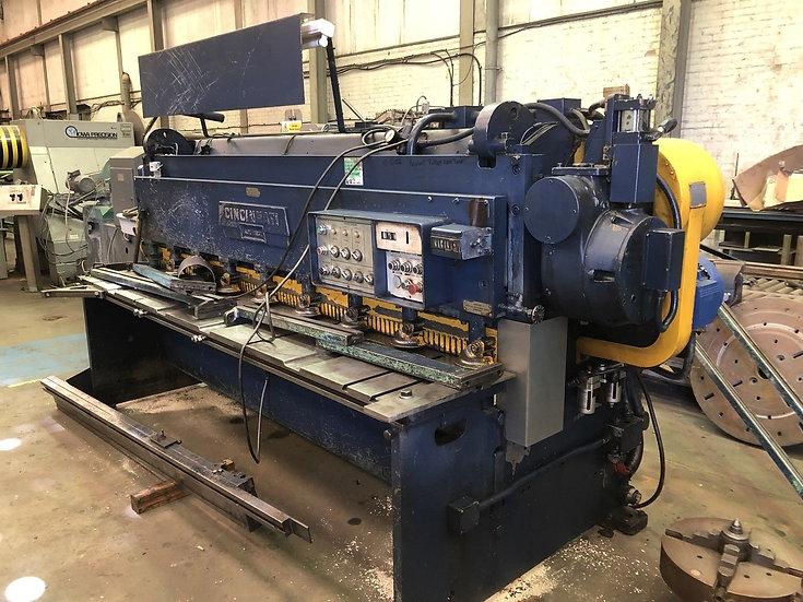 Cincinnati 1008M Auto-Shear Mechanical Guillotine