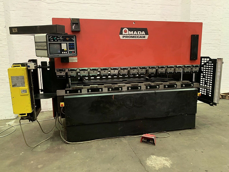 Amada Promecam ITPS 103 CNC Pressbrake