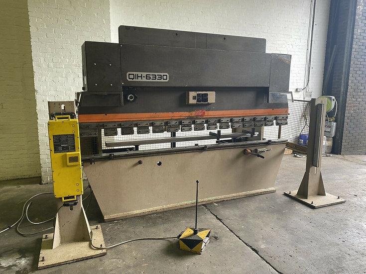 ADIRA (Portugal) QIH6330 Hydraulic Pressbrake