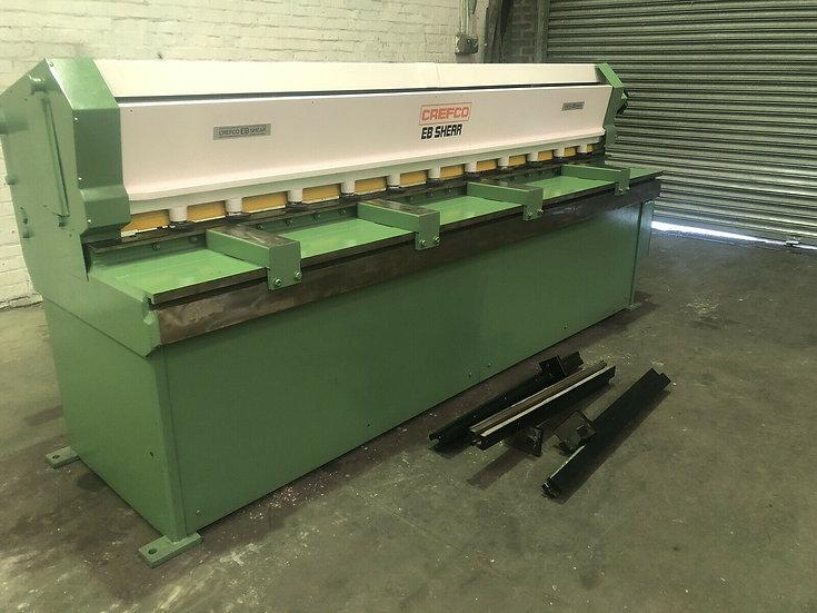 CREFCO EB Shear Direct Drive Sheet Metal Guillotine