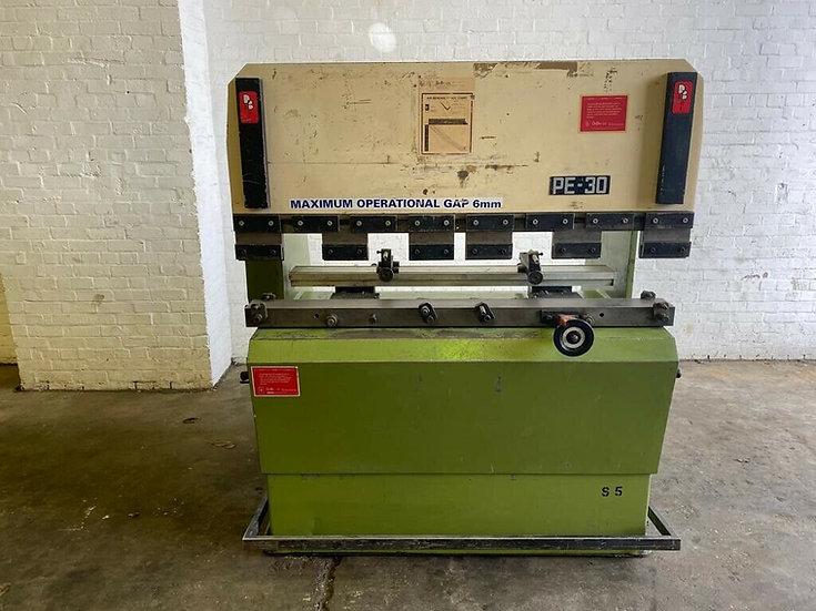 Guifil PE30 1.5m Hydraulic Pressbrake