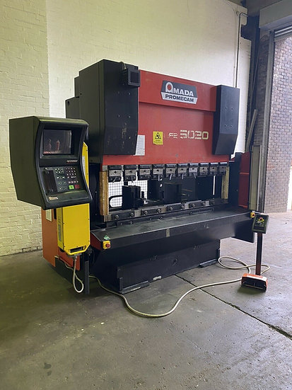 Amada HFBO 5020 8 Axis CNC Pressbrake