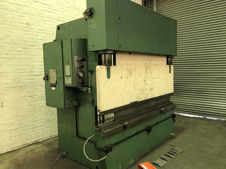 LVD Hydraulic Pressbrake 2.5m x 100tons