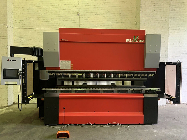 Amada HFE M2 1003 CNC Pressbrake