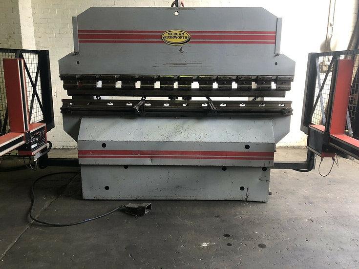 Morgan Rushworth PB2500/4 Hydraulic Pressbrake