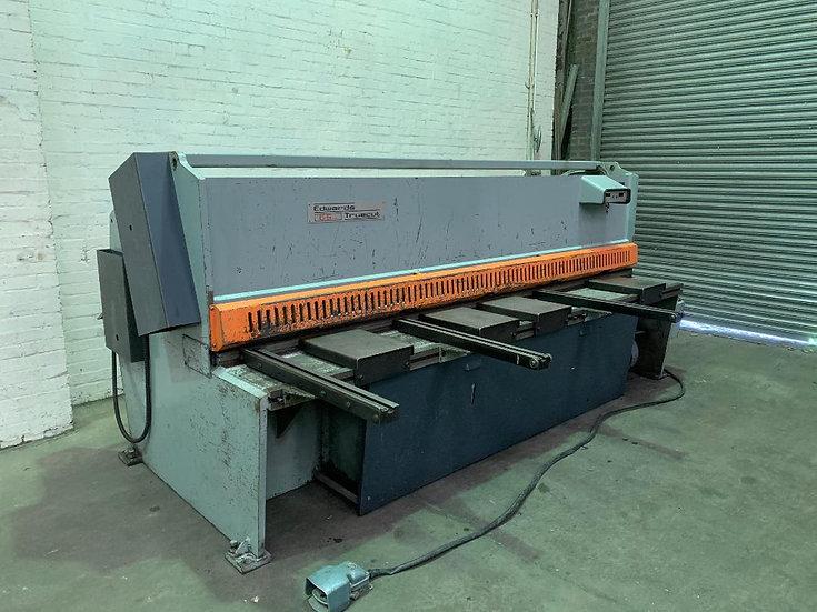 Edwards Truecut Hydraulic Guillotine 6.5mm x 3m