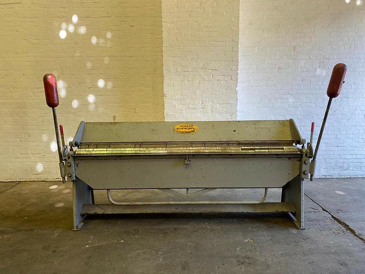 Morgan Rushworth 2.5m Box & Pan Folder