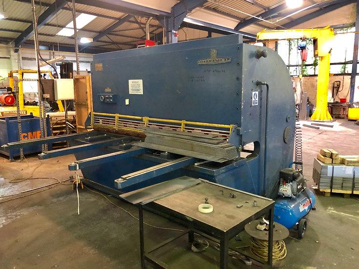 Elga Hydrashear Hydraulic Shear 2.5m x 13mm