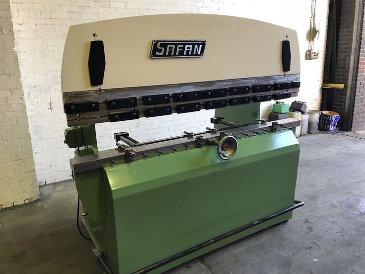 Safan Hydraulic Pressbrake  2000mm x 35ton