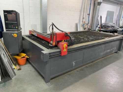 Esprit Arrow CNC Plasma Cutting Machine