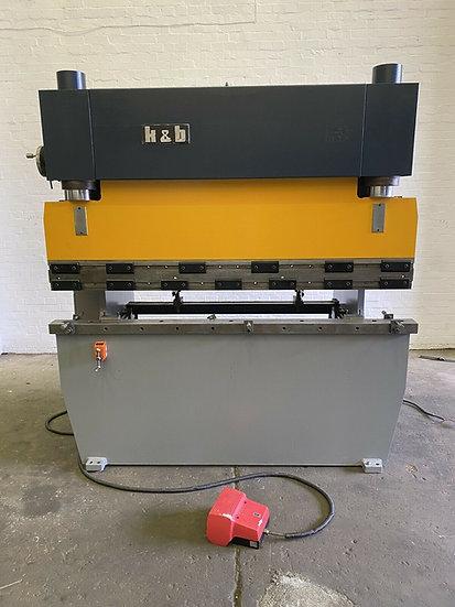 K & B (Holland) 2m Hydraulic Pressbrake