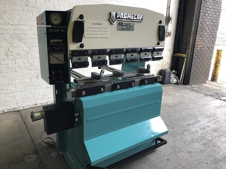 Promecam RG2512 Hydraulic Pressbrake