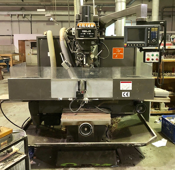 Lilian VM-5V CNC Turret Milling Machine