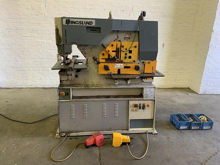Kingsland 55XS Hydraulic Universal Steelworker
