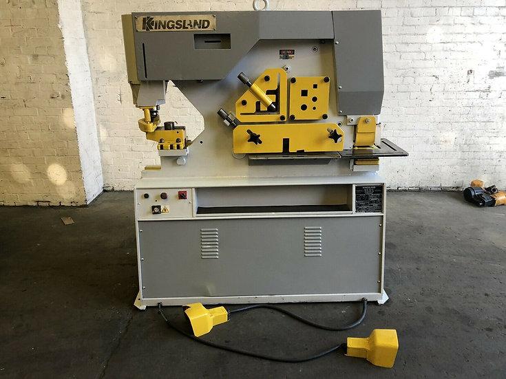 Kingsland 55XS Universal Hydraulic Iron Worker