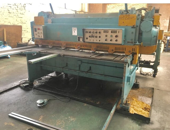Rhodes Cincinnati Auto-Shear Mechanical Guillotine