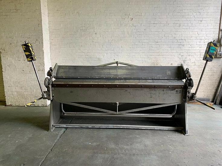 Walton's Box & Pan Folder  Capacity: 2.5m x 2mm