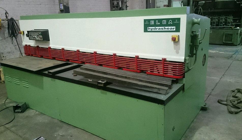 Elga Hydrashear Hydraulic Sheet Metal Guillotine 3m x 10mm