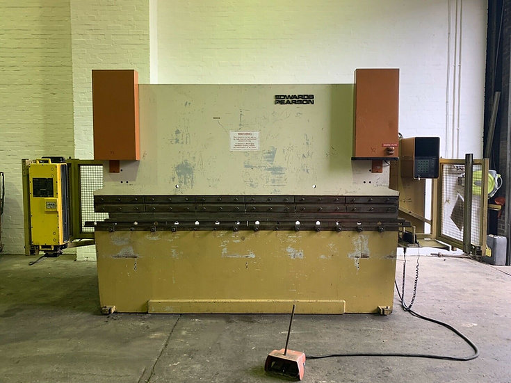 Edwards Pearson SE - 100/3100 CNC Pressbrake