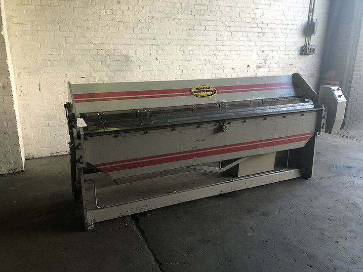 Morgan Rushworth 2.5m Hydraulic Box & Pan Folder