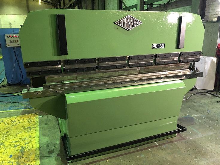 Cressex (Guifil) PE50 Hydraulic Pressbrake 2550mm x 50 tonnes