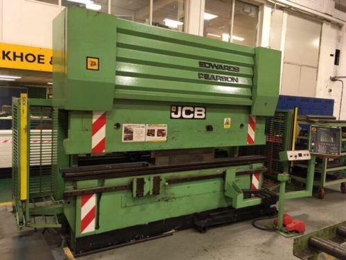 Edwards Pearson PR 150/3100 CNC Hydraulic Pressbrake