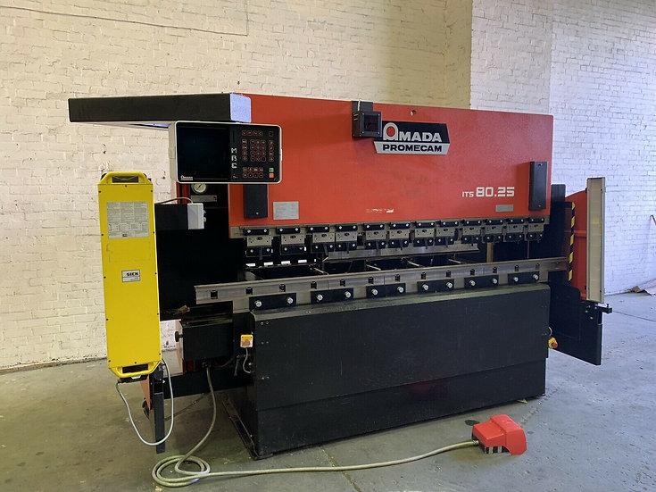 Amada Promecam ITS 80.25 CNC Pressbrake