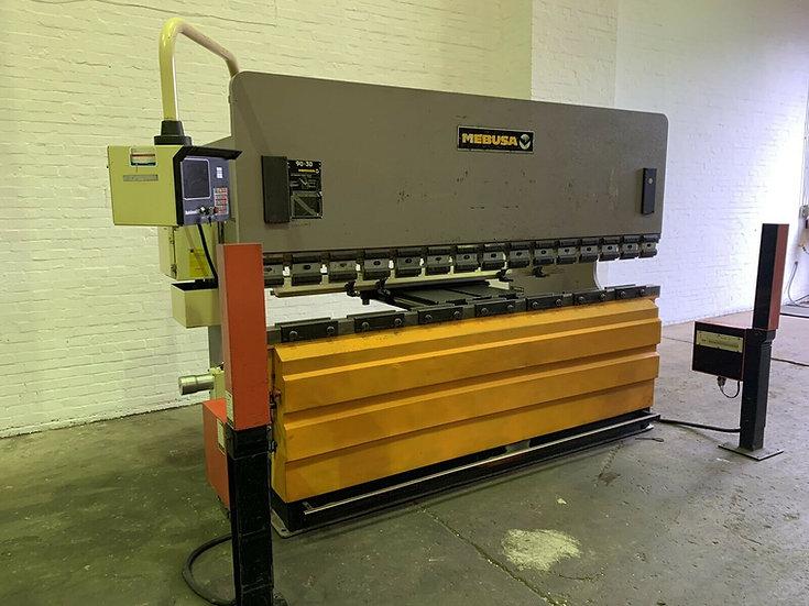 Mebusa (Spain) 3m CNC Pressbrake