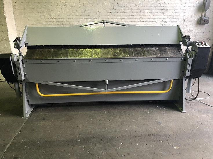 Walton Powered Hydraulic Box & Pan Folder  2.5m x 2mm