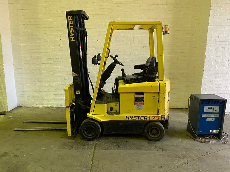 Hyster E1.75XM Electric Forklift Truck
