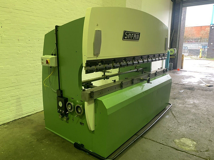 SAFAN Hydraulic Pressbrake