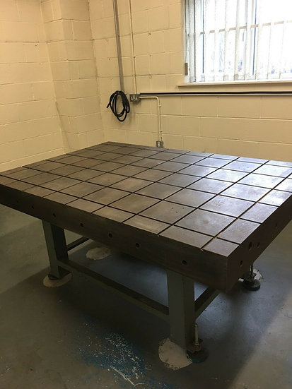 Precision Engineering Measuring Table