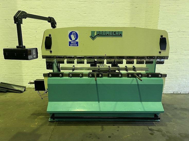 Promecam RG3525 CNC Hydraulic Pressbrake